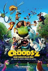 The Croods 2 Cover