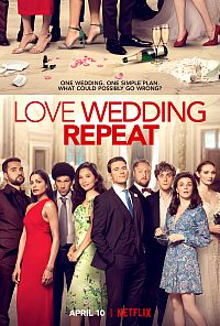 Love. Wedding. Repeat Cover