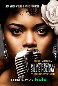 The United States Vs. Billie Holiday Cover