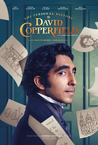 The Personal History Of David Copperfield Cover