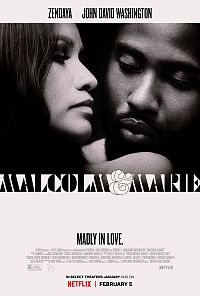 Malcolm & Marie Cover