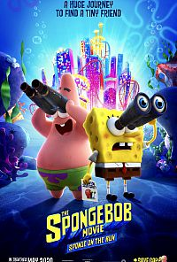 The SpongeBob Movie: Sponge On The Run Cover