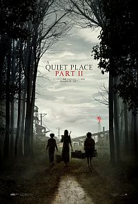 A Quiet Place Part II Cover