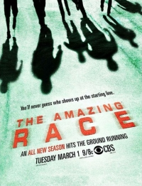 The Amazing Race Cover